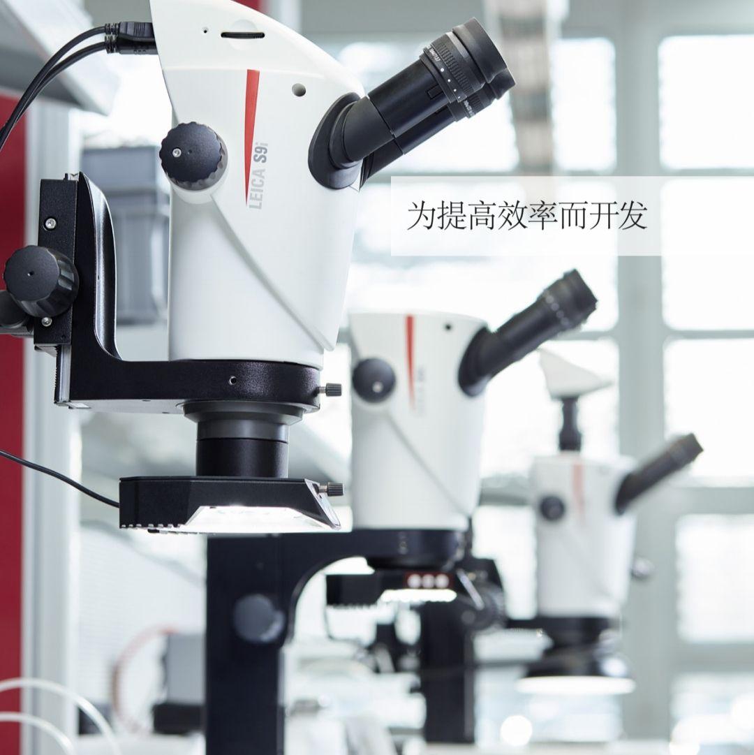 Leica 显微镜 S9 系列