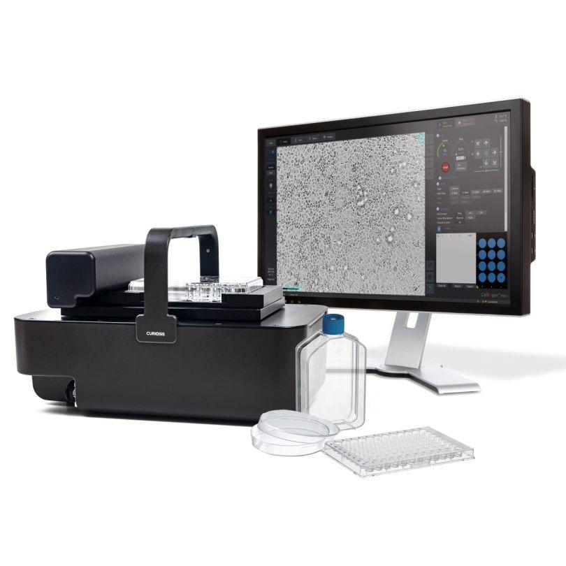 Celloger Mini 自动活细胞实时成像监测系统