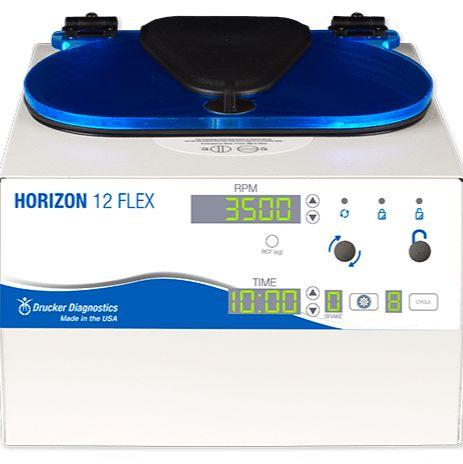点成HORIZON 6/12/24 Flex数显式离心机