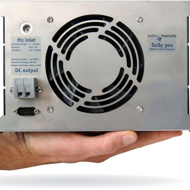 300W燃料电池子系统SuSy300