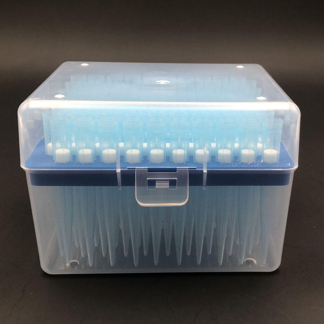 1000ul滤芯吸头 盒装灭菌