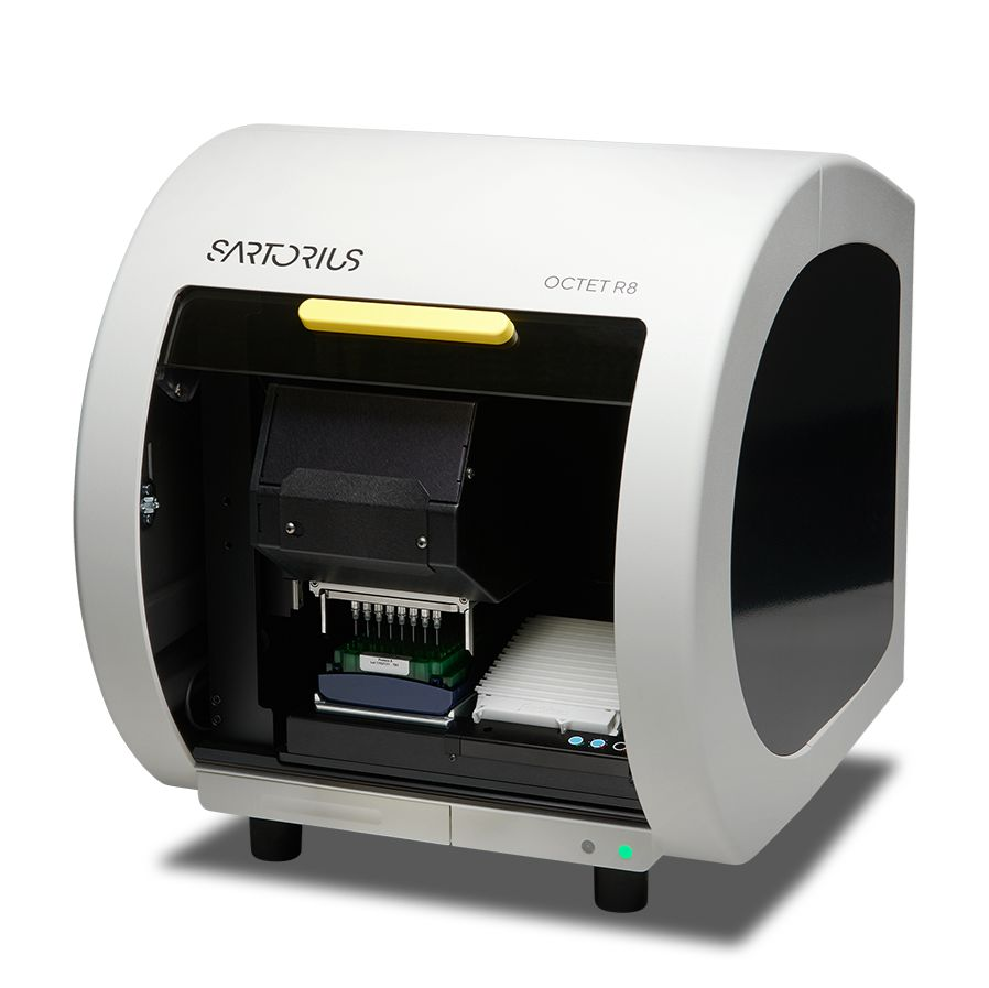 赛多利斯 Octet® R8 生物分子相互作用分析系统