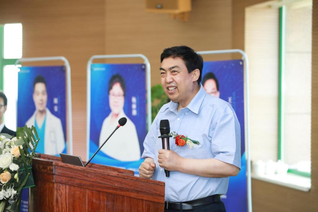 王志军教授团队入列整形医院人才方阵!面部年轻化研究中心挂牌!