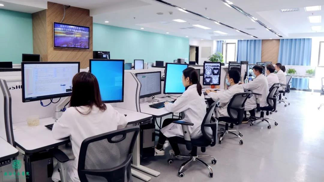 """发挥""""互联网+医疗""""优势,让数据多跑路、群众少跑腿"""