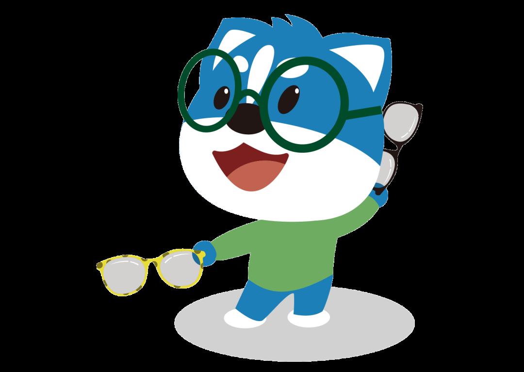 瞳伴 | 小朋友散光先不急着戴眼镜,听听刘医生怎么说!