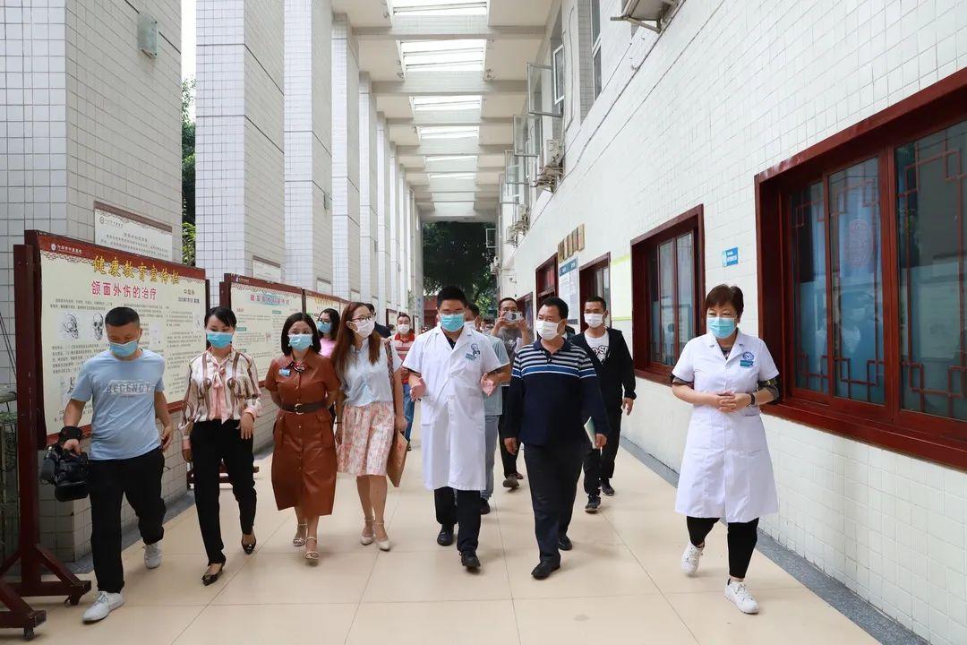 考察学习促提高 交流经验促成长—喜德县卫健系统中医专业技术人员赴我院参观交流学习