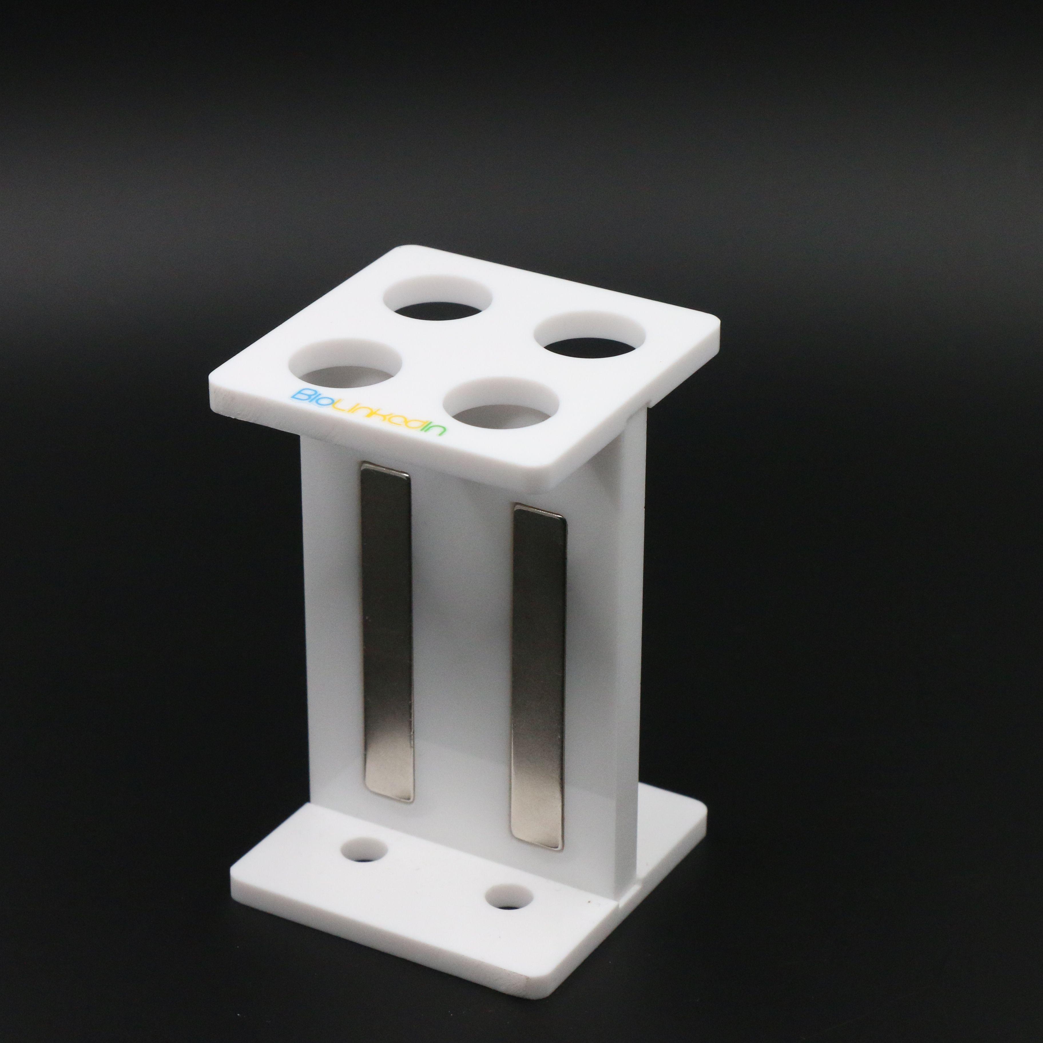 双排4孔 15mL磁力架