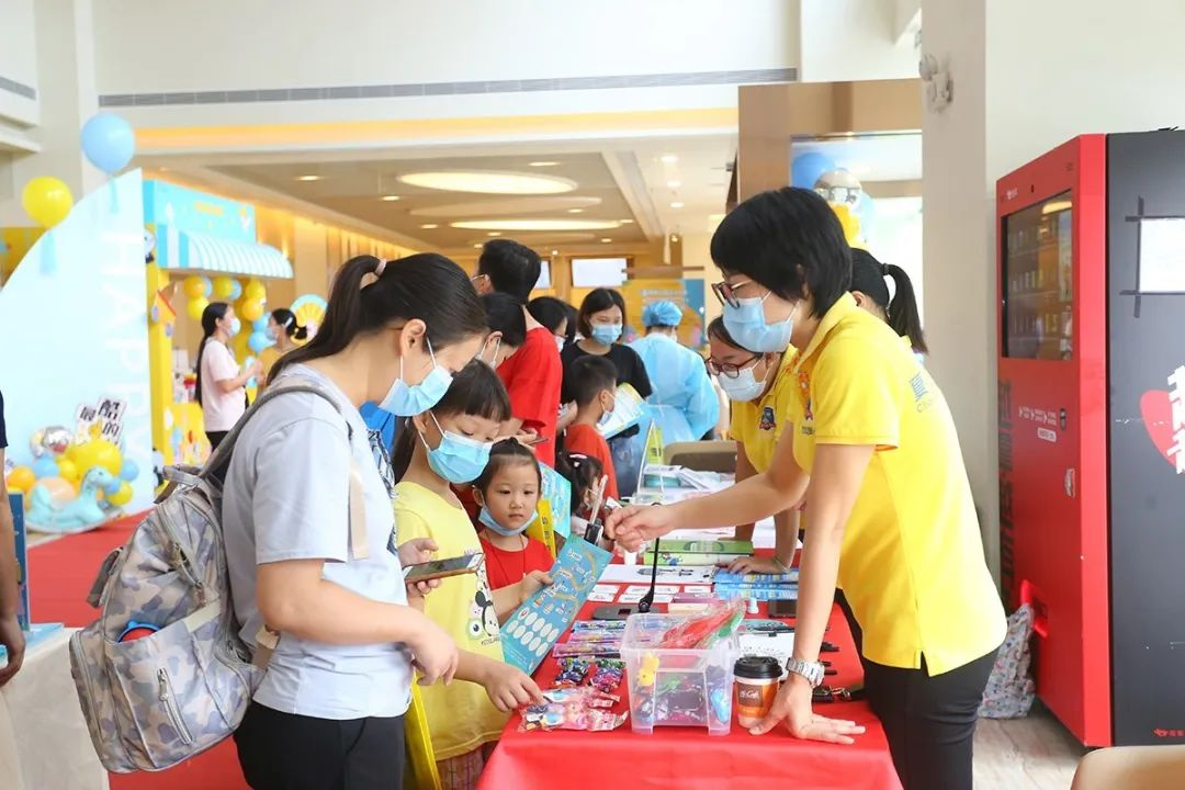 小小医生体验!安和泰首届亲子健康文化节欢乐举办