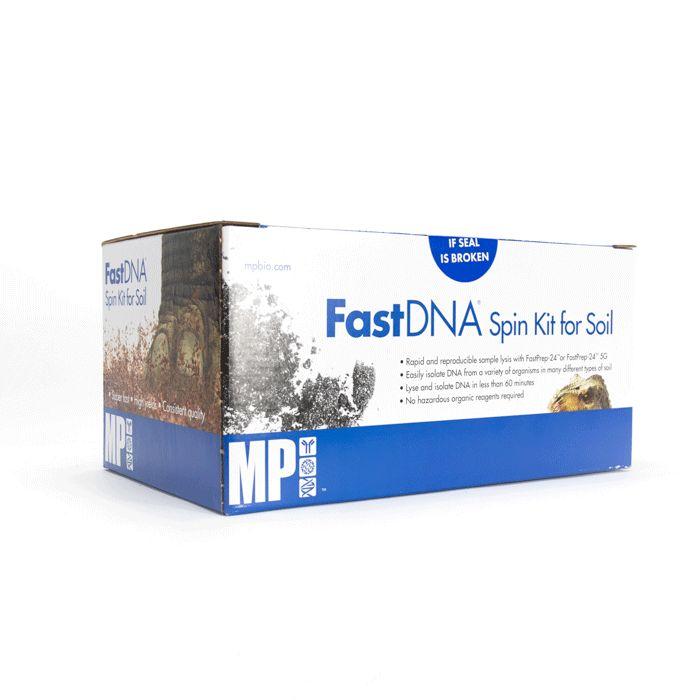 MP土壤DNA提取试剂盒 FastDNA SPIN  Kit for Soil 促销