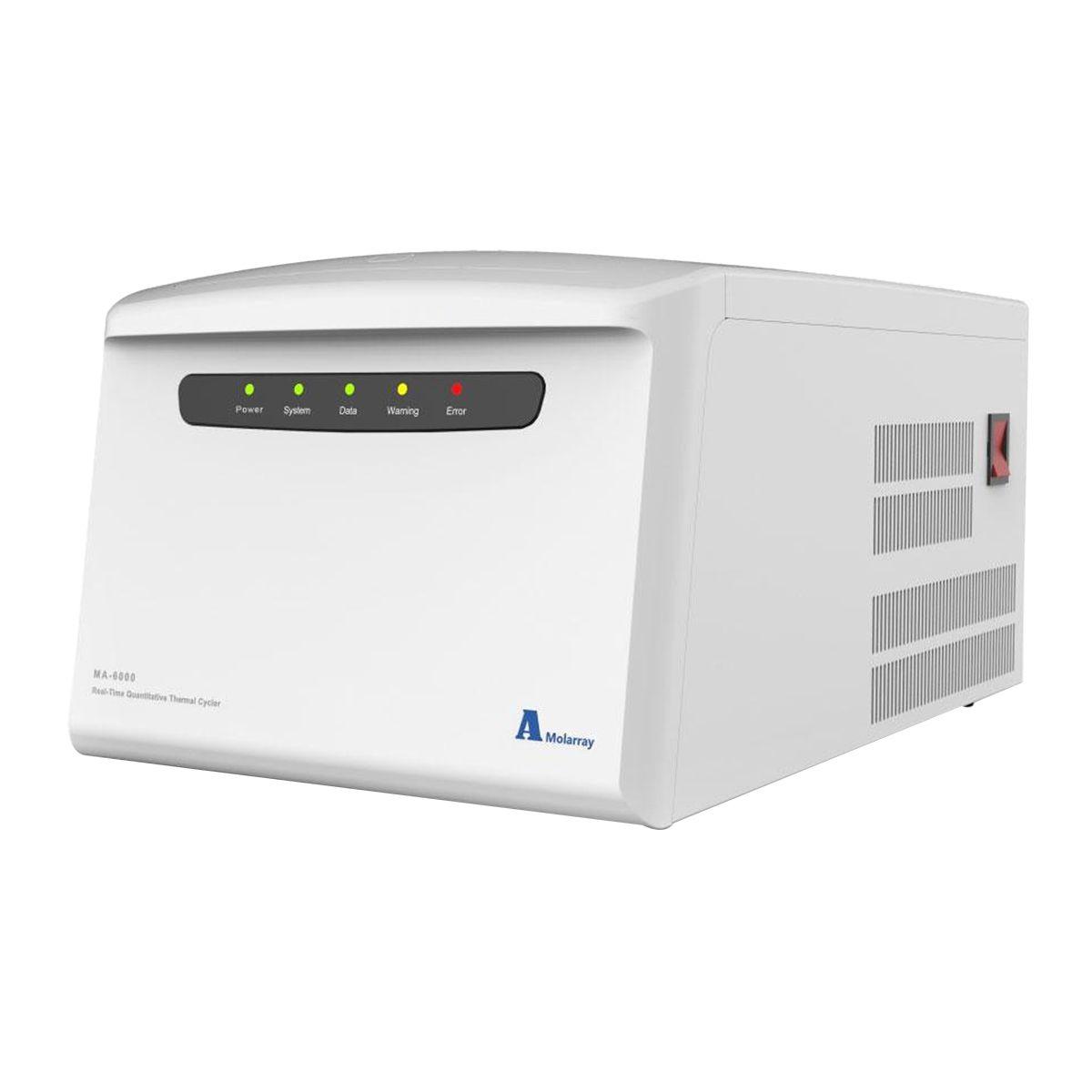 MA-6000型96孔实时荧光定量PCR扩增仪