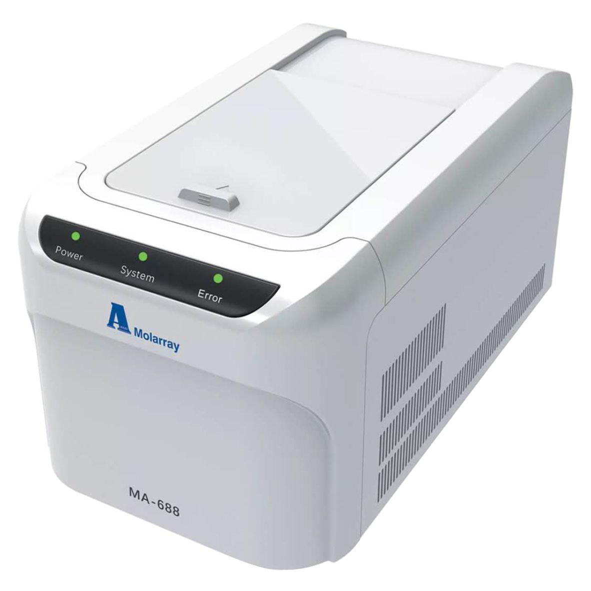 MA-688型48孔实时荧光定量PCR扩增仪