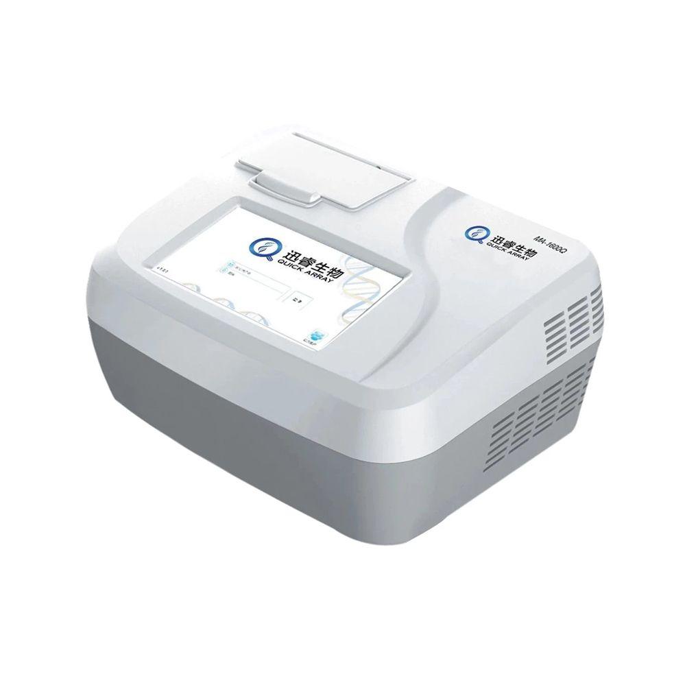 MA-1630Q型16孔实时荧光定量PCR扩增仪