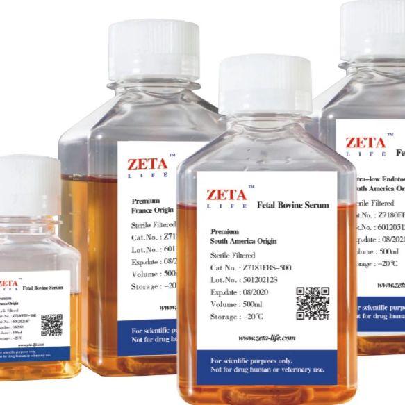 澳洲胎牛血清 Zeta Life