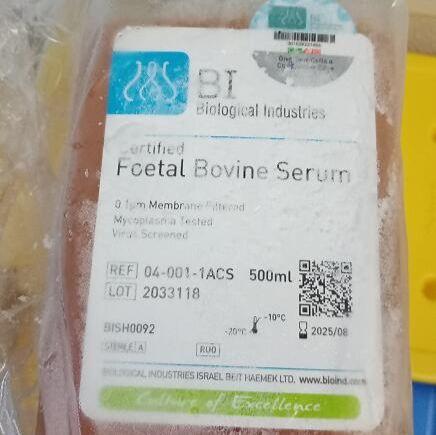 BI 特级胎牛血清Certified Foetal Bovine Serum (FBS)