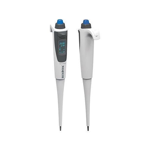 巴罗克Biologix  dPette数码电子单道移液器,适用量程范围:30-300μl  01-2433