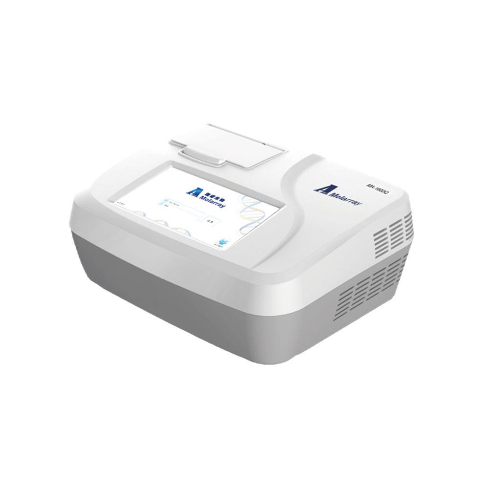 1610型16孔实时荧光定量PCR仪热循环仪