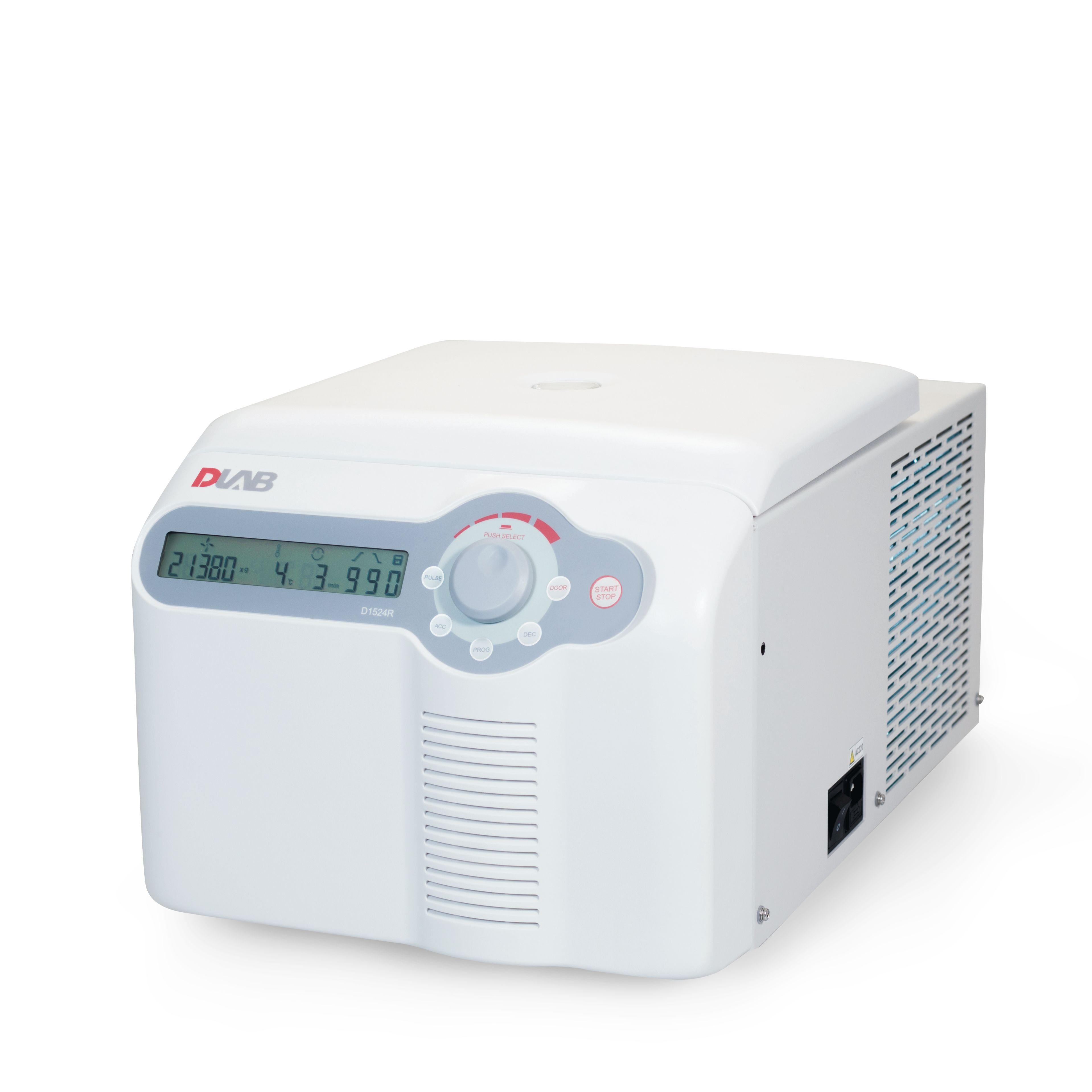 高速冷冻微量台式离心机 D1524R