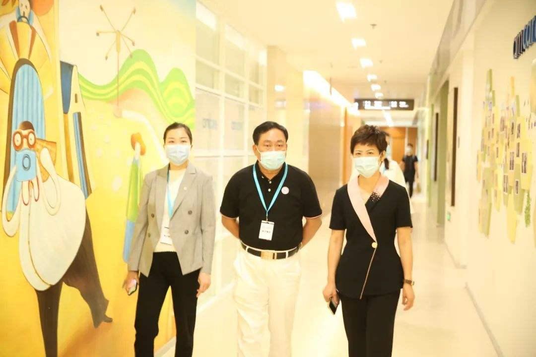 北京万柳美中宜和妇儿医院迎接国家行业评价
