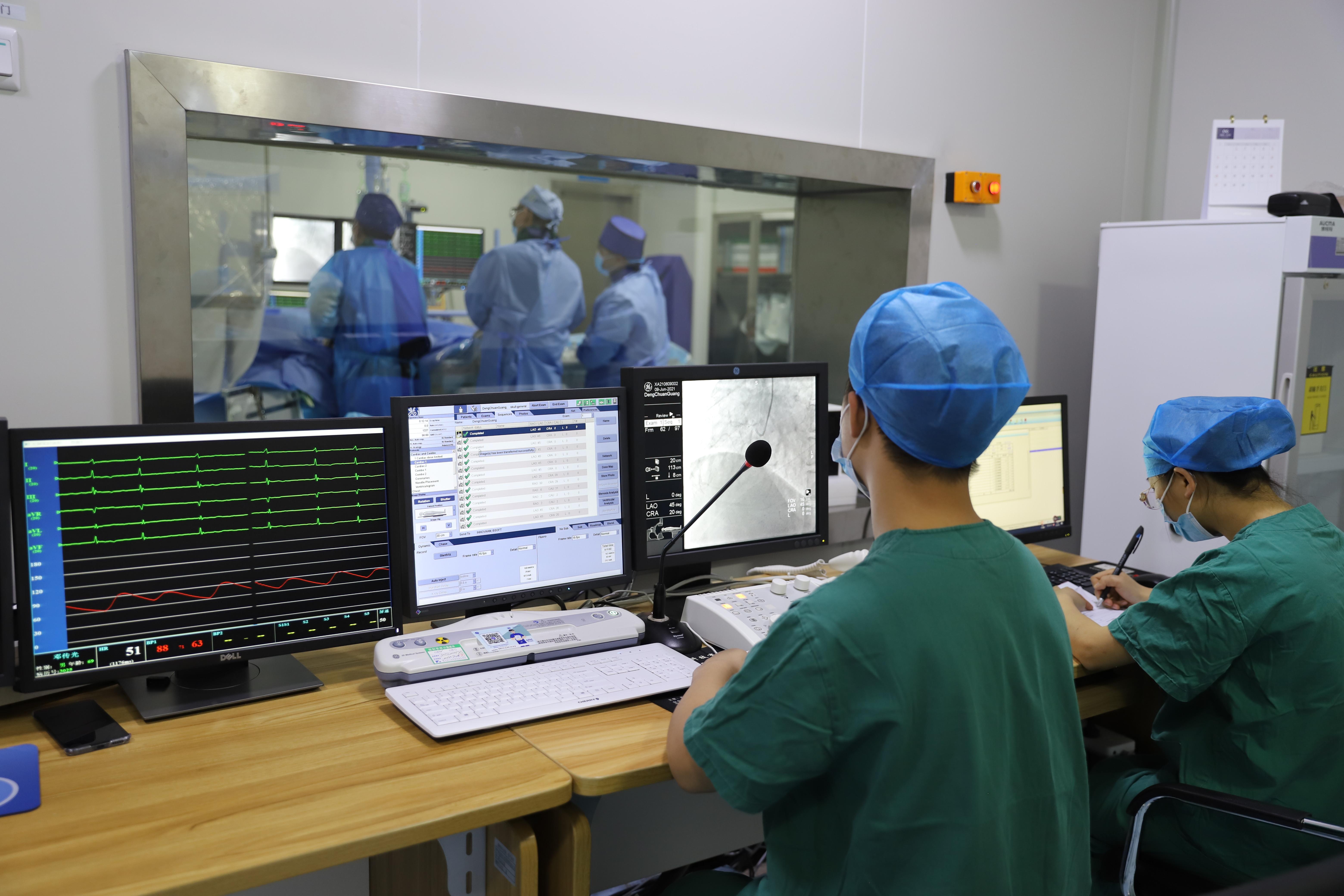 贵州湄潭家礼医院:数字减影血管造影机投入使用,微创介入治疗开启新篇章!