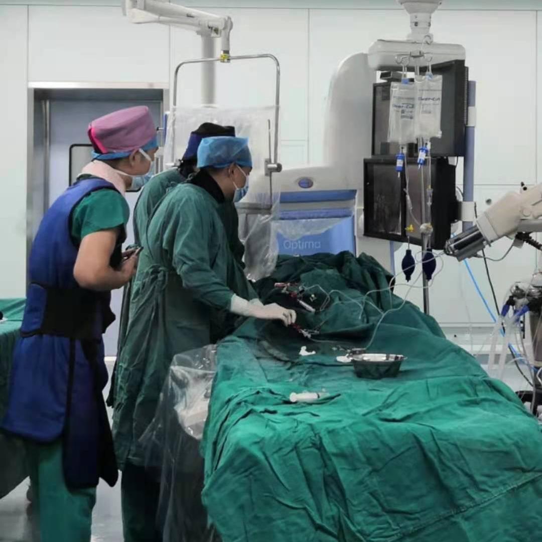 高精尖技术丨前海人寿广州总医院神经内科介入成功治疗罕见的双侧颈内动脉闭塞患者