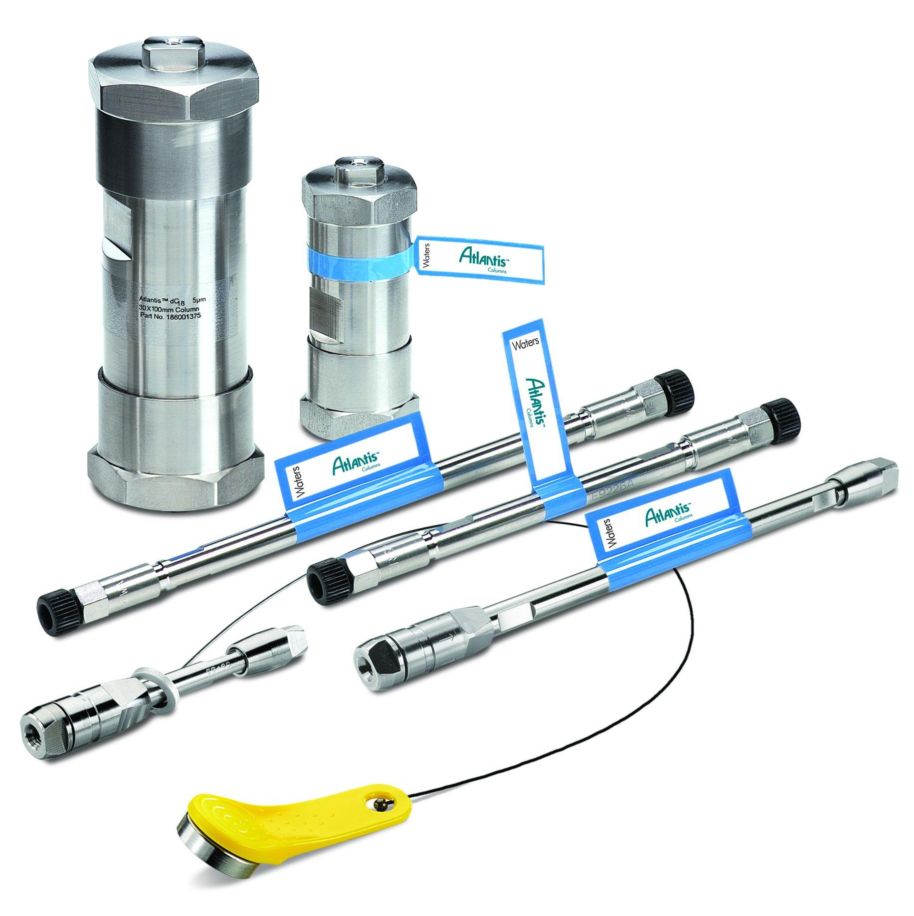 176003894沃特世液相色谱柱CORTECS UPLC T3 Column, 120Å, 1.6 µm, 2.1 mm X 100 mm, 3/pkg厂家特价