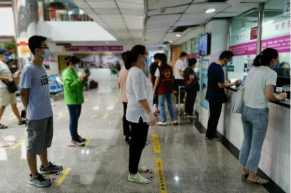 郑州人民医院扎实做好各项疫情工作,请放心就诊