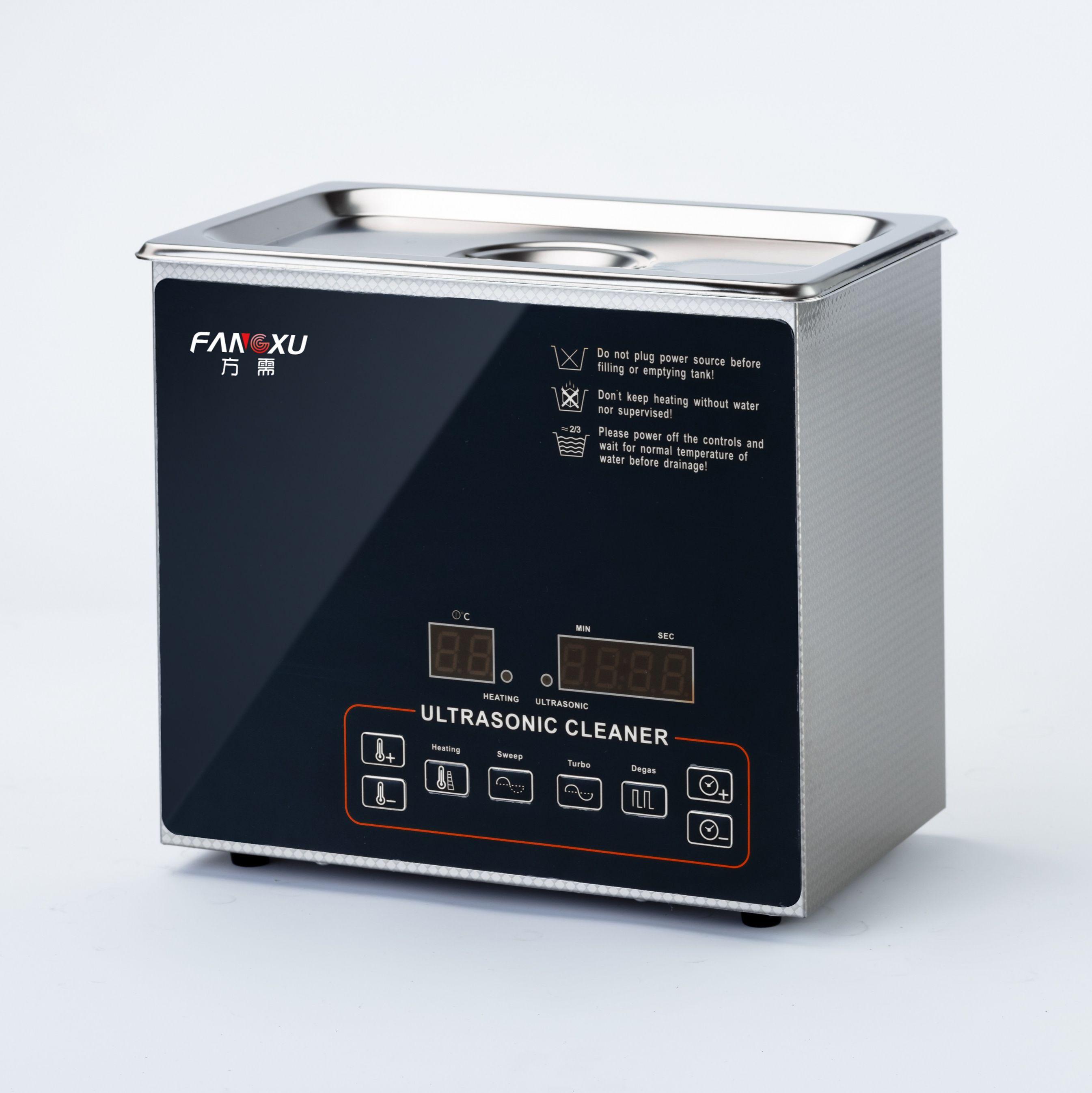 脱气机双频清洗器XJ-YA系列超声波