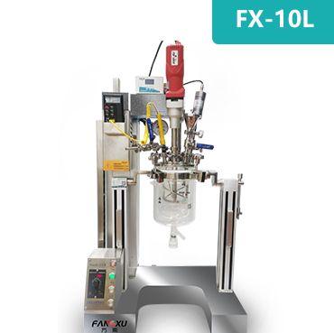 超声波恒温密闭反应釜FX-10L分散混合材料萃取