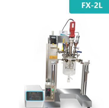 恒温密闭反应釜FX-2L材料分散混合乳化