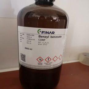 注射级苯甲酸苄酯 CDE登记号 F20190000461