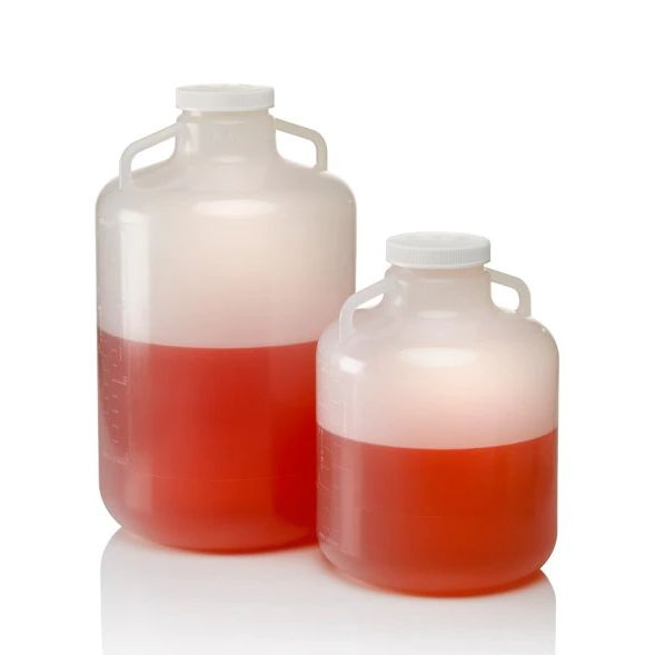 可高温高压灭菌的广口大瓶带手柄