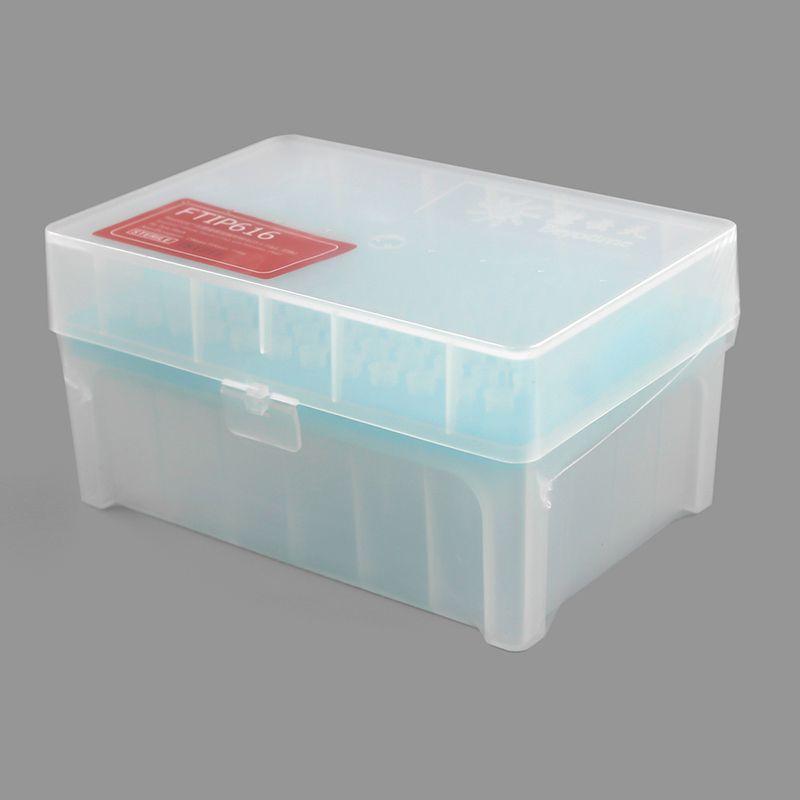 BeyoGold™无菌盒装低吸附吸头(0.1-10μl, 无色)