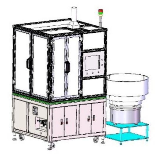DS628冻干珠半/全自动分装设备核酸检测冻干球