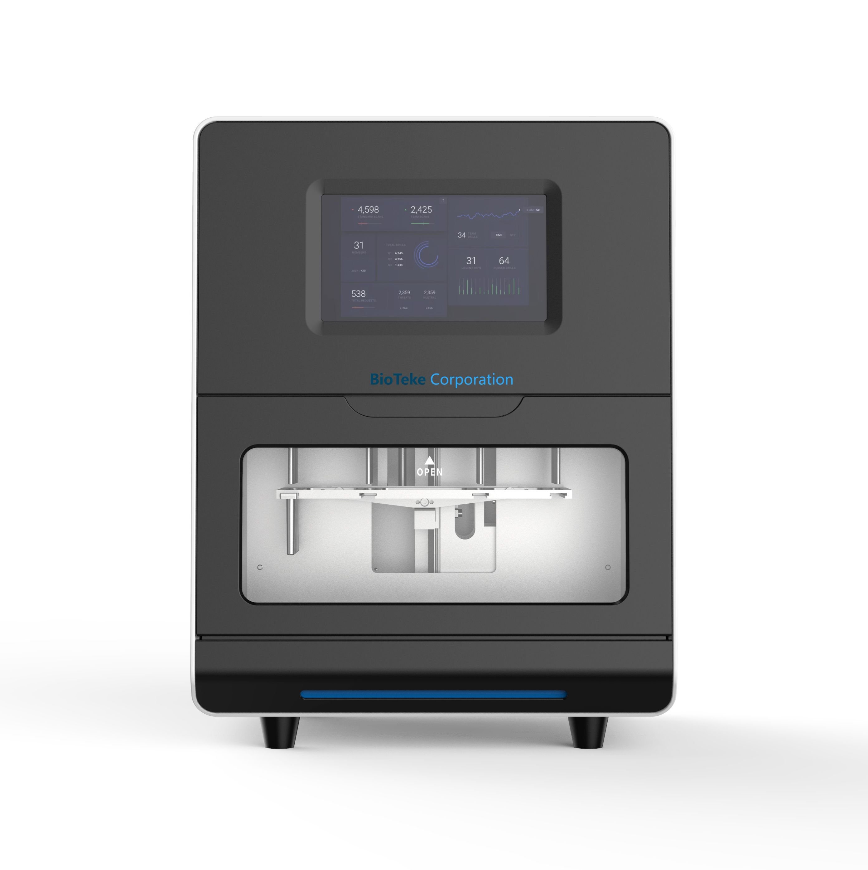 32通量核酸提取仪医用实验室核酸检测仪