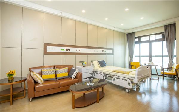 番禺首家医办养老中心在祈福医院开业,弥补传统养老的医疗短板