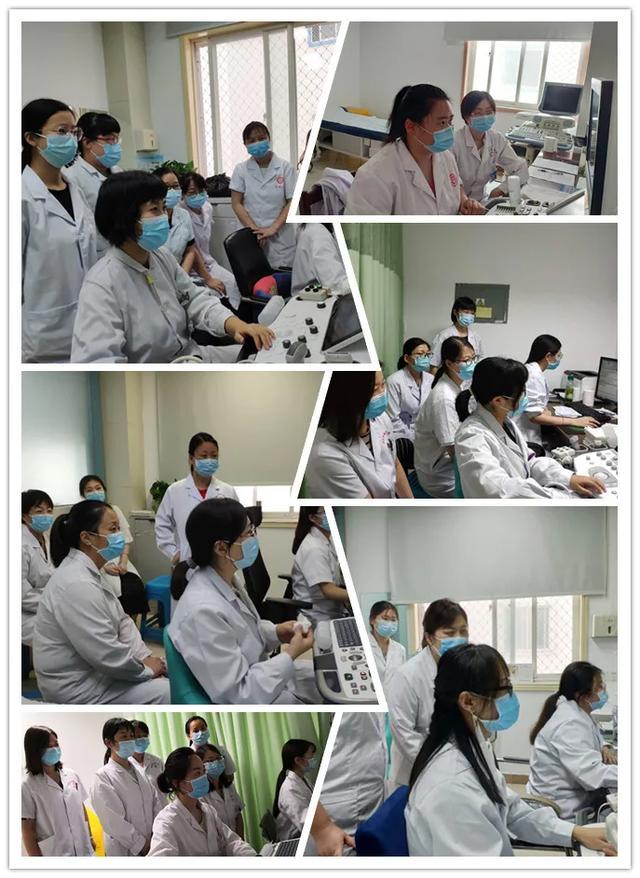 郑大三附院成功举办 2020 年免费「两癌」筛查民生实事乳腺超声专业技术培训班