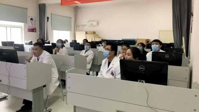 西安高新医院放射科与飞利浦科研部开展线上研讨会