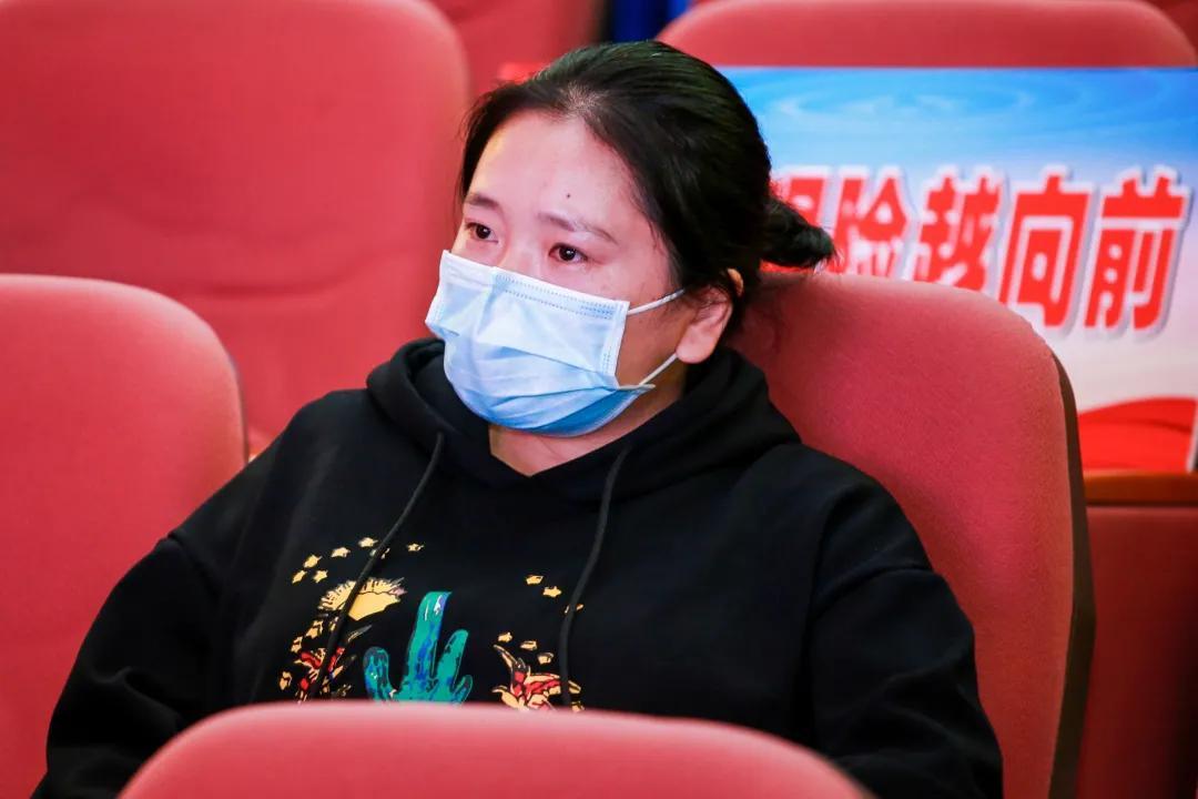 深圳市妇幼保健院陈浠荣获「抗疫先锋好青年提名奖」