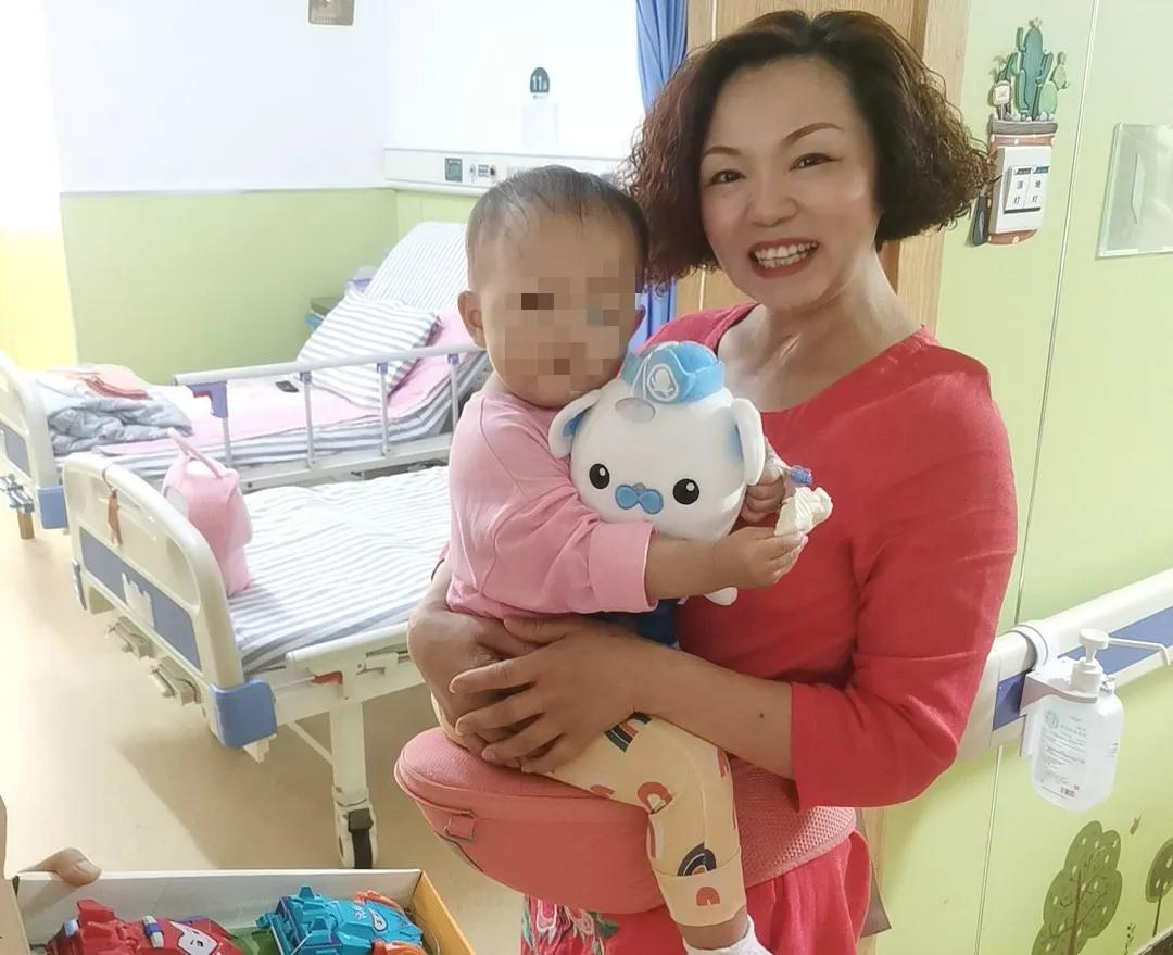 欢度六一 与你「童」乐:病房里的儿童节,也是甜甜哒!