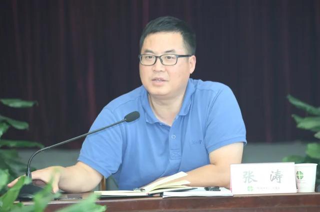 省卫生健康委党组成员、机关党委书记张涛来院调研公立医院党建工作