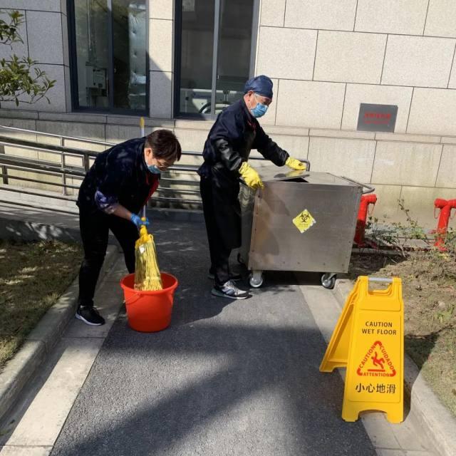 上海市第二康复医院总务科开展系列应急演练保障医院安全