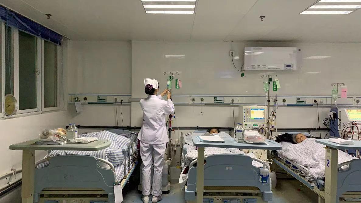 夜间血透便民之举,患者工作生活少烦忧——广西壮族自治区南溪山医院开展夜间血液透析