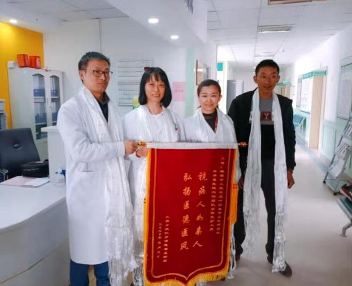 援藏医生叶芬:热血一腔担使命,寒冬逆风白衣行