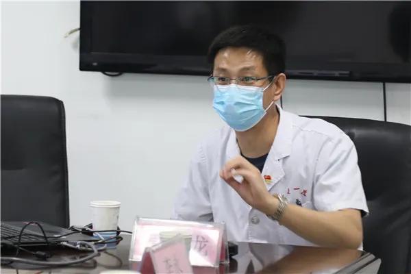 首场抗疫先进事迹报告会,河北医科大第一医院发扬抗疫精神,凝聚力量