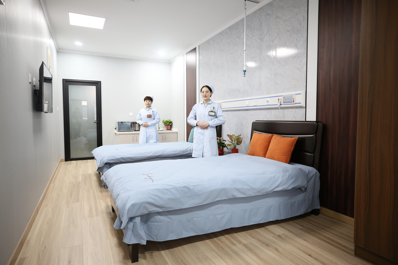 河北首个「家」主题精神专科保健病房投入使用
