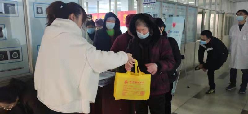 淮南朝阳医院肿瘤中心「爱行朝阳」活动年终回顾