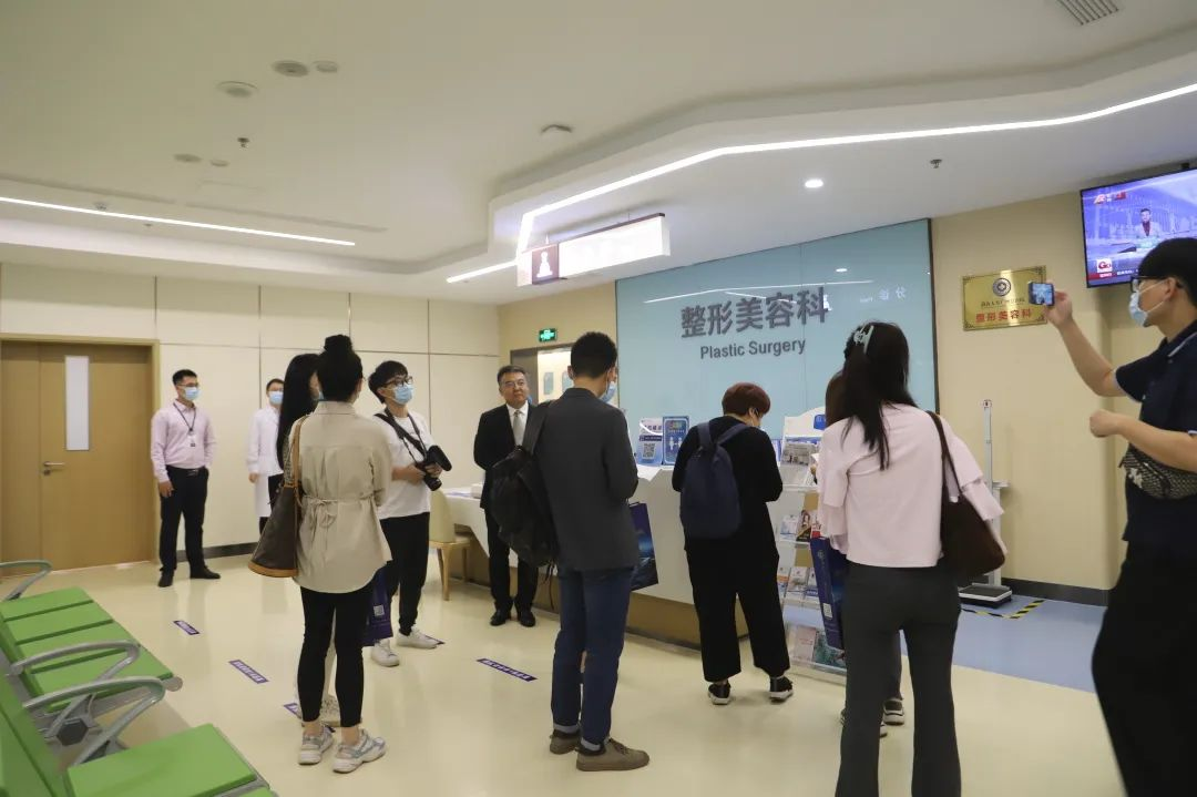 前海人寿广州总医院举办媒体体验日——解决群众就医「关键小事」