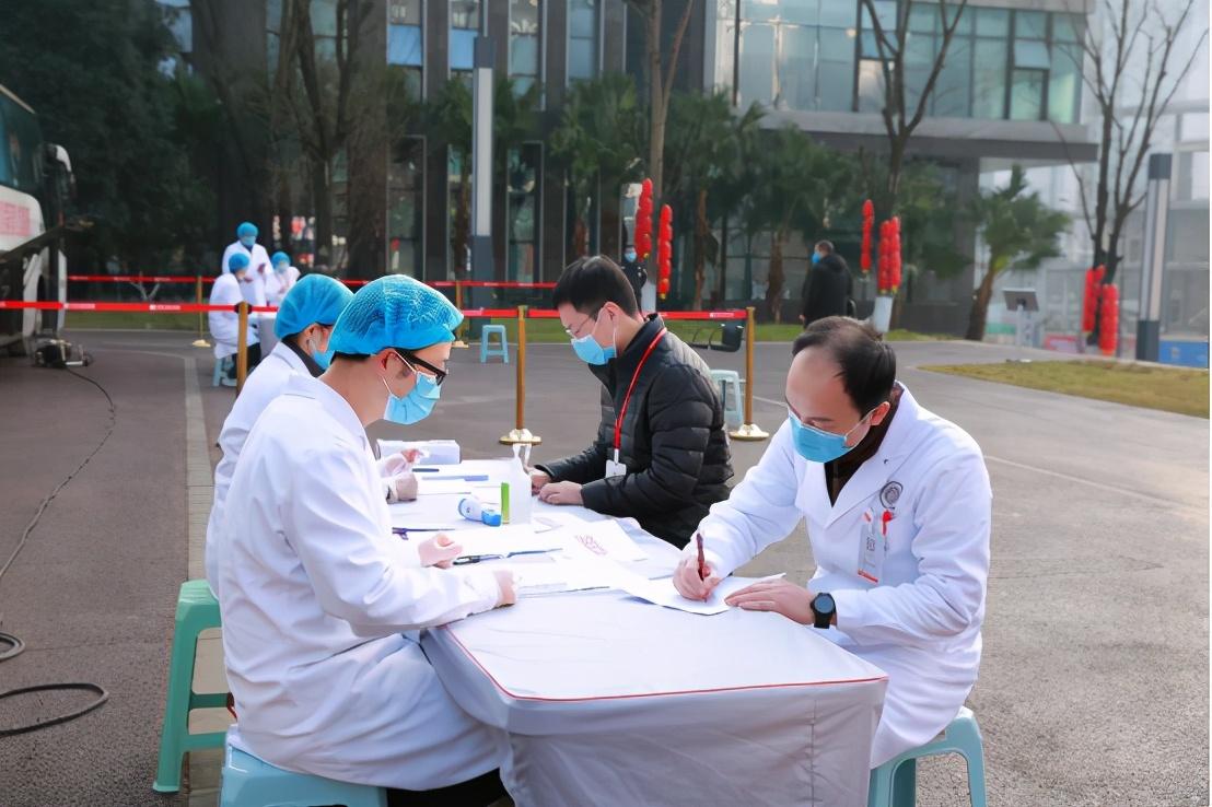 重庆北部宽仁医院荣登 2020 年中国公益风云榜 TOP100 强