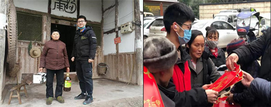 新年扶贫在行动,健康义诊暖人心——岳池县人民医院开展春节扶贫走访慰问活动
