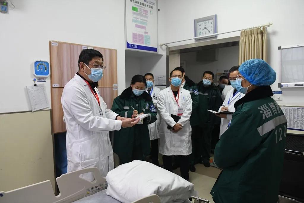 北大医疗鲁中医院顺利通过三甲复审现场评价